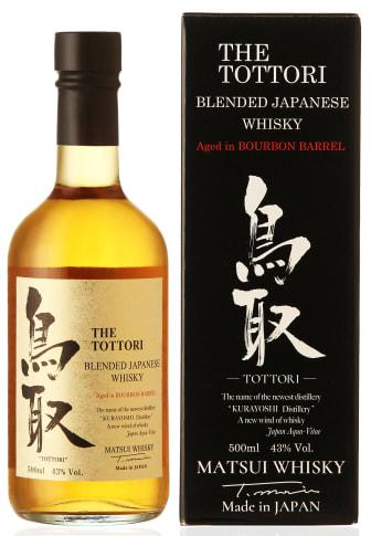 The Tottori - Bourbon barrel 50 cl with box.jpg