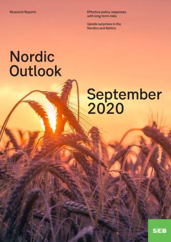 SEB, Nordic Outlook, September 2020