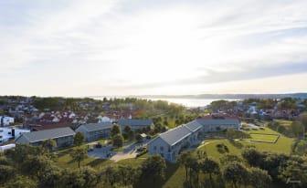 Riksbyggen, hyresrätter, Fiskare Karlssons gård, Stora Höga, Stenungssund