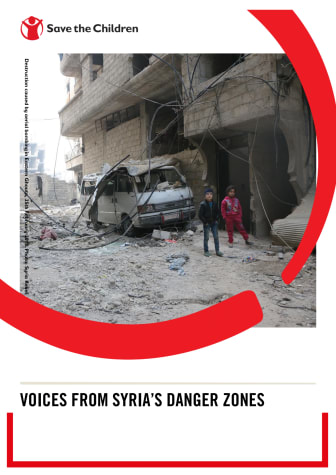 Voices from Syria's Danger Zones