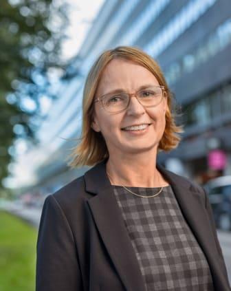 Karin Grönvall, riksbibliotekarie