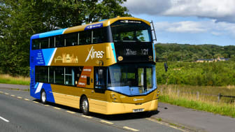 Go North East's X-lines X21