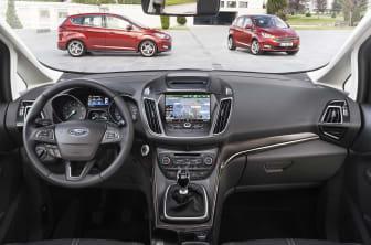 nya Ford C-MAX - bild 5