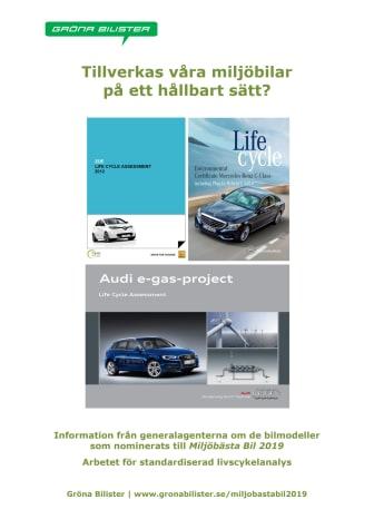 Tillverkas våra miljöbilar på ett hållbart sätt? v2