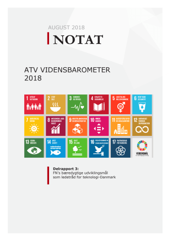 ATV Vidensbarometer 2018: Bæredygtighed