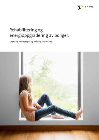 Rehabilitering og energioppgradering av boliger
