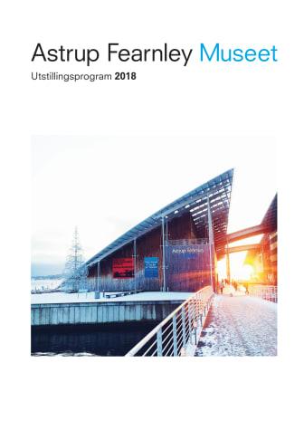 Utstillingsprogram 2018