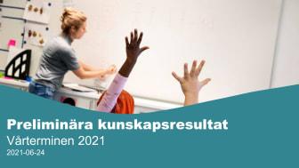 Preliminära kunskapsresultat vårterminen 2021 för de kommunala skolorna i Göteborg.pdf