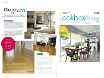 HERF Featuring on Lookbox Living Magazine