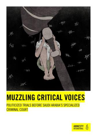 """Saudiarabien: """"Antiterror-domstol"""" används för att tysta kritiker"""
