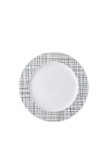 R_Mesh_Line_Forest_Plate_flat_23cm
