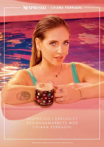 2021-05-20 Nespresso x Chiara Ferragni Press Release