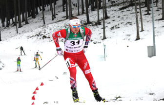 Mattis Haug, sprint ungdom menn, Junior-VM, Minsk
