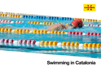 2018 - Swimming facilities catalogue in Catalonia