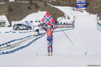 Tiril jubel Holmenkollen