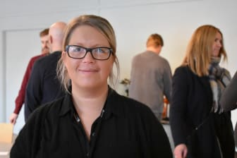 Evija Izaka, rådgiver driftsstøtte, Entra