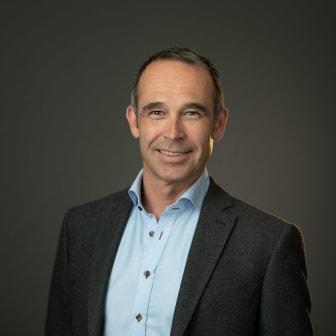 Kai Løvdal, salgsdirektør i TDC Wholesale