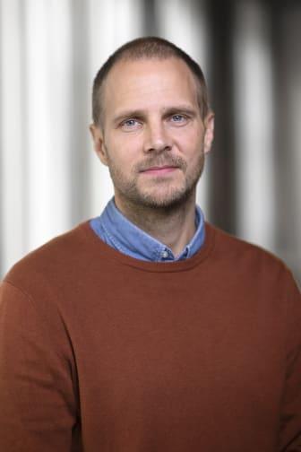 Lars Lundgren, marknadsområdeschef på Riksbyggen, AO Bostad Norr
