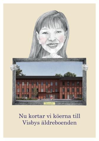 Pressinbjudan nytt boende i Visby