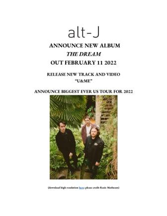 alt-J - The Dream + U&ME UK.pdf
