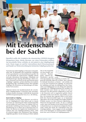 Gerlach in Slowenien: Mit Leidenschaft bei der Sache