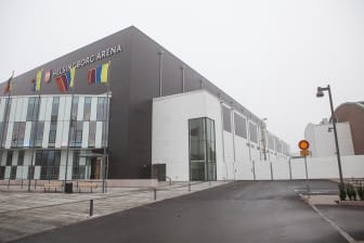 Solceller Helsingborg Arena