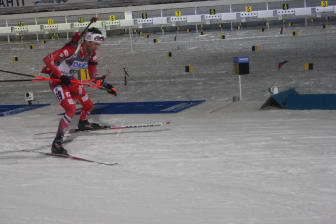Ole Einar Bjørndalen, Normalprogrammet