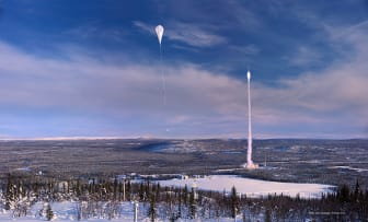 SSC, Swedish Space Corporation, är Sveriges enda rymdbas