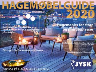 JYSK, størst på hagemøbler i Norge - også i 2020