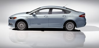 Nya avancerade Ford Fusion visar vägen till nästa Mondeo