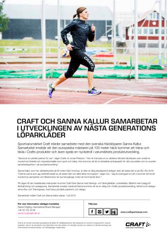 Sanna Kallurs nya framgångssatsning