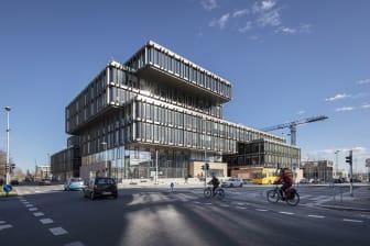 Kontorhuset Blixens i Aarhus