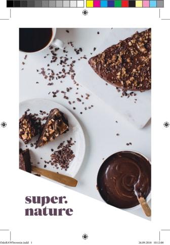 Raw brownie-oppskrift