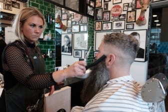 Caroline Gustafsson, Barber Art & Crafts, Trelleborg