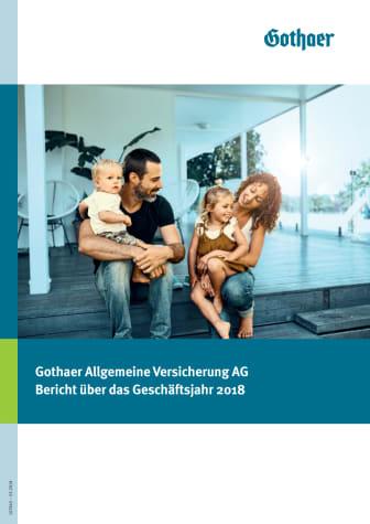 Gothaer Allgemeine Versicherung AG: Bericht über das Geschäftsjahr 2018