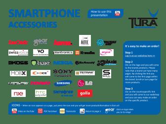 Smartphone assortment Tura Scandinavia AB 121023
