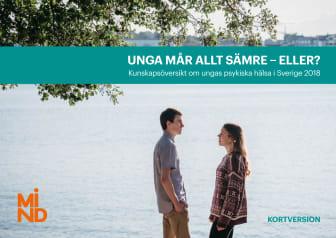 Rapport om ungas psykiska hälsa - KORTVERSION