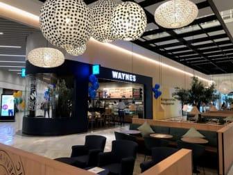 Waynes Valbo Köpcentrum