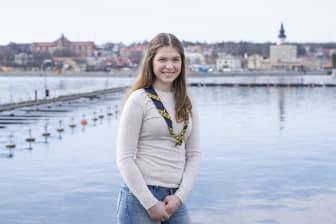 Kompassrosstipendiat 2020 Victoria Söderlund
