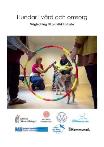 Hundar i vården – måste införas på ett ordnat sätt
