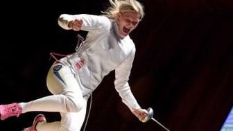 Emma Wertsen förbundskapten damlandslaget i fäktning
