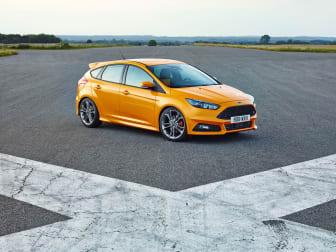 Nya Ford Focus ST debuterar på Goodwood Festival of Speed - bild 6