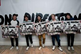 One Direction - 12 miljoner