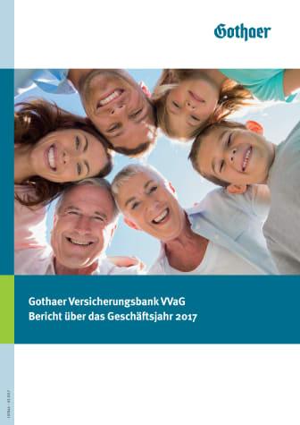 Gothaer Versicherungsbank VVaG: Bericht über das Geschäftsjahr 2017