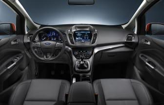 nya Ford C-MAX - bild 2