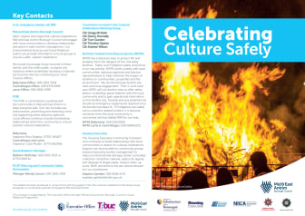 Social media initiative urges Mid and East Antrim to continue 'Celebrating Culture Safely'