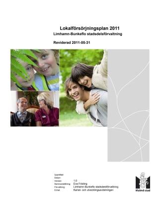 Limhamn-Bunkeflo möter behovet av fler förskole- och skolplatser