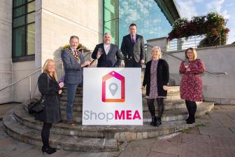 ShopMEA App Launch