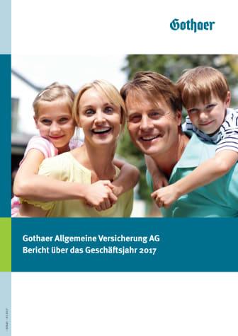 Gothaer Allgemeine Versicherung AG: Bericht über das Geschäftsjahr 2017