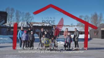 Lions Røde Fjær 2020 film_30 sek